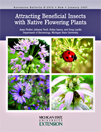PDF cover of Attracting Beneficial Insects