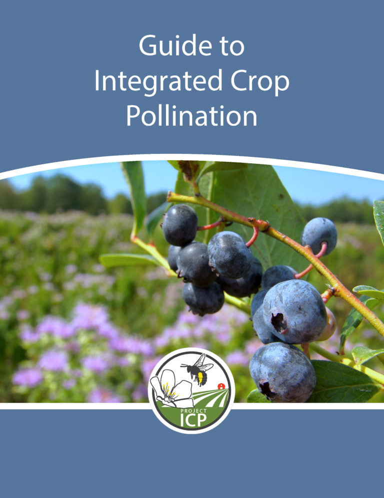 PDF cover of Guide to Integrated Crop Pollination